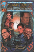 Star Trek Deep Space Nine #1 - Dynamic Forces Limited Edition SIGNED by Gordon Purcell (Artist)